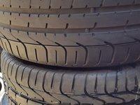 Cauciucuri Pirelli 255 40 R19 second hand din 2013