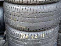 Cauciucuri Pirelli 275 40 R19 second hand