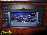 CD DVD Navigatie Mercedes CD DVD Navigatie GPS Europa 2015 2016 Harta 3D