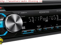 CD Player auto USB AUX card SD Kenwood KDC 4575SD