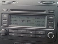 Cd player vw golf 5