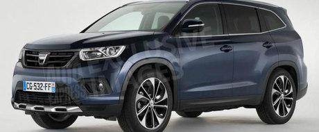 Ce asteptari ai de la noua generatie Dacia Duster? Cum suna 7 locuri?