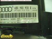 Ceasuri Bord Audi A8 4E Benzina Cluster Color