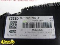 Ceasuri bord benzina FSI TFSI originale Audi A4 8K cod 8K0920980S