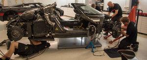Cei de la Koenigsegg au explicat motivul accidentului hypercar-ului One:1 de pe Nurburgring