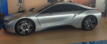 Cel mai ieftin BMW i8 din lume costa putin peste 14.000 euro