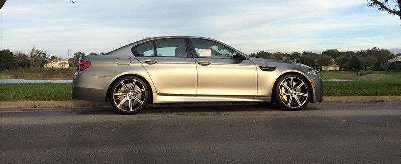 Cel mai puternic BMW construit vreodata iti va scoate din buzunar 325.000 dolari