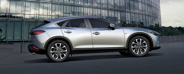 Cel mai sexy crossover pe care europenii nu il pot cumpara. Noua Mazda CX-4 se vinde doar in China