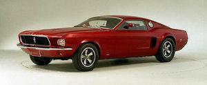 Cele mai interesante sapte concepte Ford Mustang din istorie