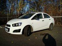 Chevrolet Aveo 1.2 2013