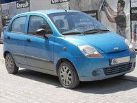 Chevrolet Spark i 2008