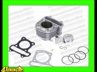 CILINDRU 4T 100CC SET MOTO SCUTER CHINEZESC GY6 4T 100cc GY6 100 4T Baotian Kymco racire aer
