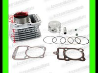 CILINDRU ATV CG200 HONDA 200cc PISTON 63 5MM LIFAN racire aer cross enduro set motor HONDA