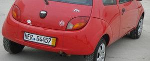 Cine intra sau iese din tara cu o masina cu numere provizorii, risca puscaria