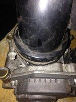 Clapeta acceleratie Passat B5, motor ADR 1.8 benzina