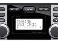 Clarion CMD8 Radio CD/USB/MP3/WMA ( rezistent la apa )