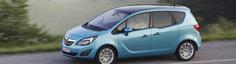 Clasamentul de fiabilitate ADAC: Opel Meriva, cel mai bun minivan