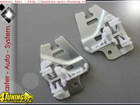 Cleme suporti metal macara geam actionat electric Bmw Seria 3 tip E46 pt an fab 98 05 fata sau spate