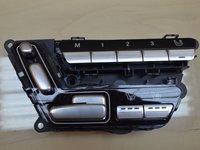 Comenzi scaun stanga fata Mercedes S-class w221