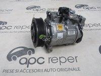Compresor AC Clima Audi A8 4H cod 4H0 260 805 E