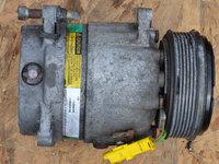 Compresor ac clima delphi Citroen C5 Peugeot 406 / 30720806