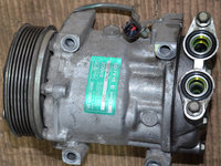 Compresor clima ac Mazda 3 Focus 2 1.6 TDCI 80kw 109cp