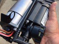 Compresor perne Mercedes CLS W219 Wabco original