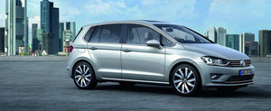 Conceptul Volkswagen Golf Sportsvan anunta noua generatie Golf Plus