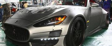 Contrar aparentelor, acesta NU este un Maserati GranTurismo