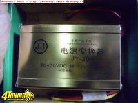 Convertor de tensiune 24V 12V 15A