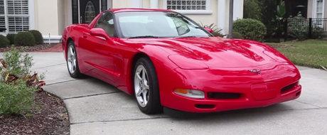 Corvette-ul ASTA a depasit 1 milion de kilometri parcursi. Si nu are de gand sa se opreasca aici!