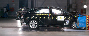 Crash Test EuroNCAP: Cum s-au descurcat noile modele de la Lexus, Mazda, Toyota, Opel si Mitsubishi