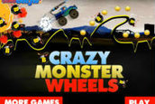 Crazy Monster Wheels