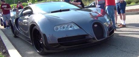 Credeau ca e un Bugatti Veyron, insa cand s-au uitat mai bine au avut parte de surpriza vietii lor