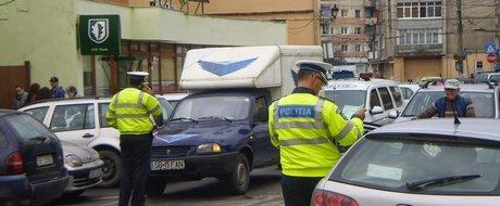 Culmea spagii la Politia Rutiera: sa arestezi toti agentii de circulatie. Caz real din Reghin