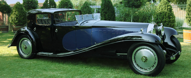 Cum a luat nastere limuzina suprema: Bugatti Type 41 Royale
