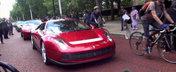 Cum arata in realitate Ferrari-ul unicat detinut de Eric Clapton