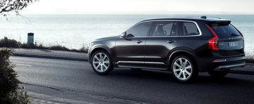 Cum arata noul Volvo XC90. GALERIE FOTO si VIDEO in articol