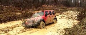 Cum NU se face off-road cu un Jeep Wrangler