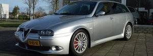 Cum sa nu-ti doresti asa ceva? O Alfa 156 GTA cu motor de 3.7 litri isi cauta un nou proprietar