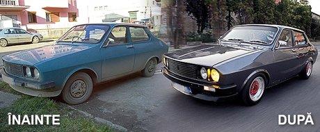 Dacia 1410 Sport by George Popa: pasiunea nu cunoaste limite la Alba-Iulia