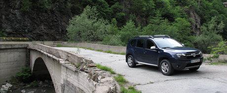 Dacia a vandut peste o jumatate de milion de unitati in 2014