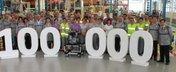 Dacia are motive de sarbatoare: a realizat la Mioveni 100.000 de motoare TCe
