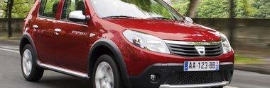 Dacia, din nou la vanzare in Marea Britanie