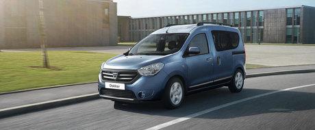 Dacia Dokker, numita 'propunere irezistibila' de presa franceza