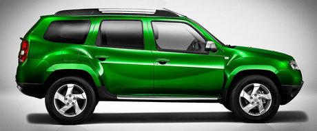 Dacia Duster 2017: ce ti-ai dori de la viitorul SUV construit in Romania?