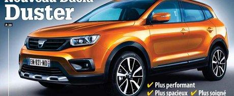 Dacia Duster 2018: oare cum va arata noul Duster 2018?