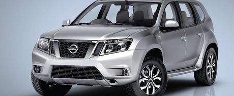 Dacia Duster a devenit Nissan Terrano 3 in Rusia