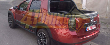 Dacia Duster Pick-Up Double Cab, galerie foto in exclusivitate!