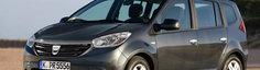 Dacia Lodgy - Prima fotografie cu versiunea de serie
